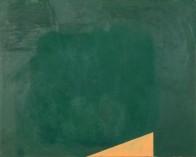 Schanze, 120 x 140 cm, Öl Leinwand, 1994